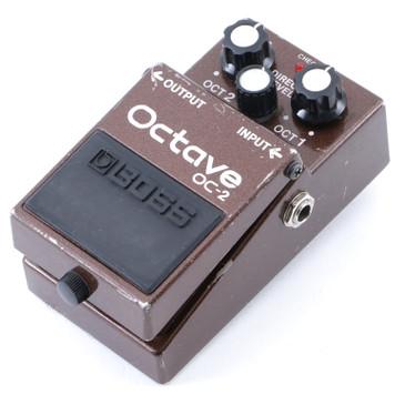 Boss OC-2 Octave Guitar Effects Pedal P-11825
