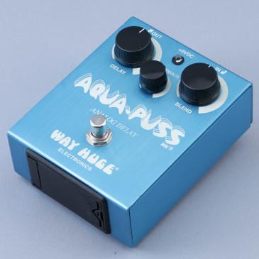 Way Huge Aqua Puss Delay Guitar Effects Pedal P-11836