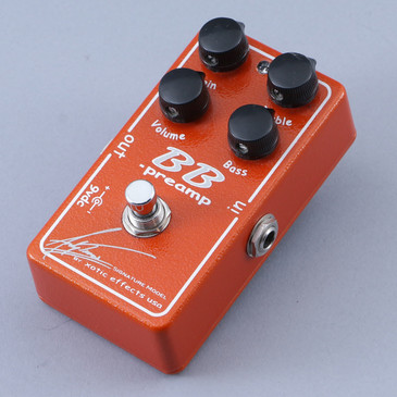 Xotic Effects BB-Preamp AT Andy Timmons Guitar Effects Pedal P-11922