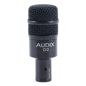 Audix D2 Dynamic Hypercardioid Microphone MC-4727