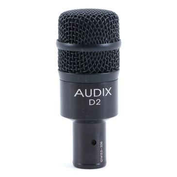 Audix D2 Dynamic Hypercardioid Microphone MC-4727