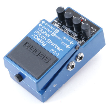 Boss PS-3 Pitch Shifter / Delay Guitar Effects Pedal P-11943