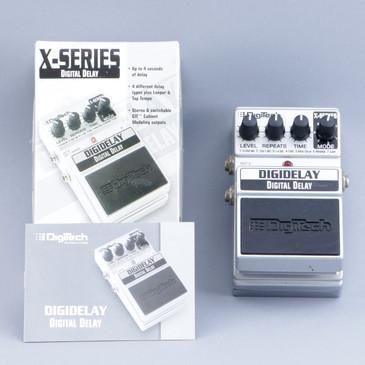 Digitech DigiDelay Guitar Effects Pedal P-11953