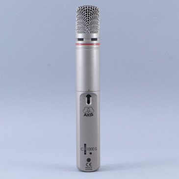 AKG C1000S Condenser Cardioid Microphone MC-4732