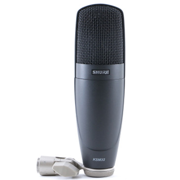 Shure KSM32 Condenser Cardioid Microphone MC-4744