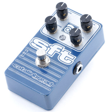 Catalinbread SFT Overdrive Guitar Effects Pedal P-12007