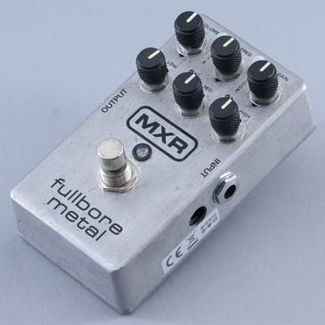 MXR M116 Fullbore Metal Distortion Guitar Effects Pedal P-11988