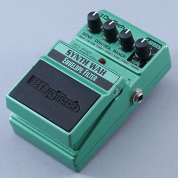 Digitech Synth Wah Envelope Filter Guitar Effects Pedal P-12017