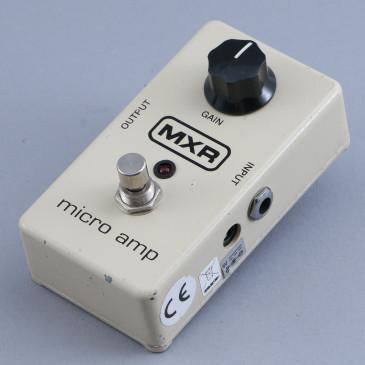 MXR M133 Micro Amp Boost Guitar Effects Pedal P-12027