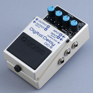 Boss DD-8 Digital Delay Guitar Effects Pedal P-12031