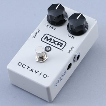 MXR M267 Octavio Fuzz Guitar Effects Pedal P-12072
