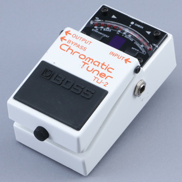 Boss TU-2 Chromatic Tuner Guitar Effects Pedal P-12064