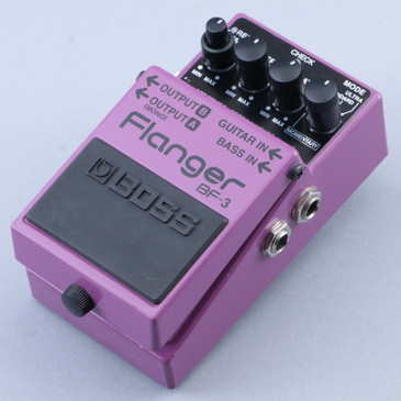 Boss BF-3 Flanger Guitar Effects Pedal P-12103