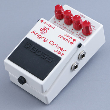 Boss JHS JB-2 Angry Driver Overdrive Guitar Effects Pedal P-12115