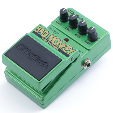 Digitech Bad Monkey Overdrive Guitar Effects Pedal P-12107