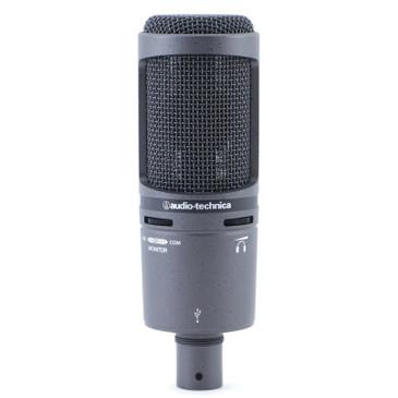 Audio-Technica AT2020USB+ Condenser Cardioid Microphone MC-4797