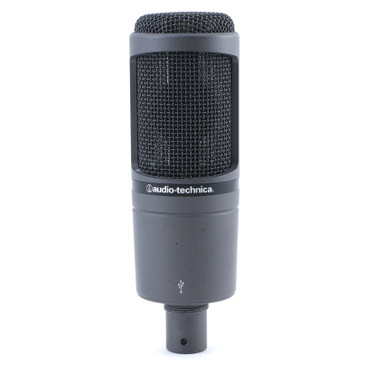 Audio-Technica AT2020USB Condenser Cardioid Microphone MC-4804