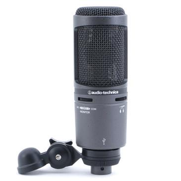 Audio-Technica AT2020USB+ Condenser Cardioid Microphone MC-4847