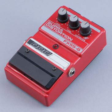 DOD FX-55B Supra Distortion Guitar Effects Pedal P-12421