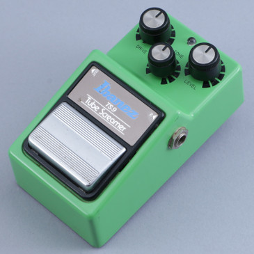 Ibanez TS9 Tube Screamer Overdrive Guitar Effects Pedal P-12445