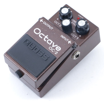 Boss OC-2 Octave Guitar Effects Pedal P-12459