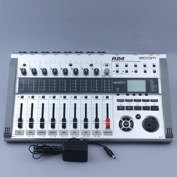 Zoom R24 Recorder:Interface:Controller:Sampler OS-9603