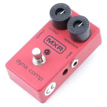 MXR M102 Dyna Comp Compression Guitar Effects Pedal P-12578