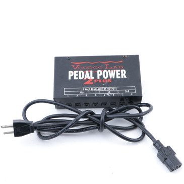 Voodoo Lab Pedal Power 2+ OS-9610