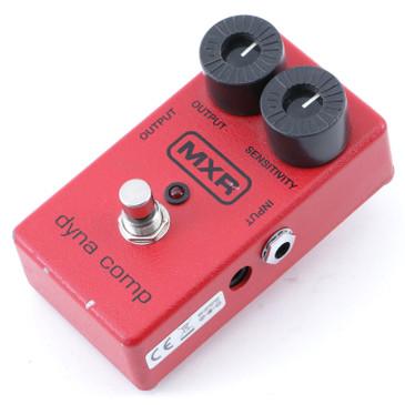 MXR M102 Dyna Comp Compression Guitar Effects Pedal P-12600