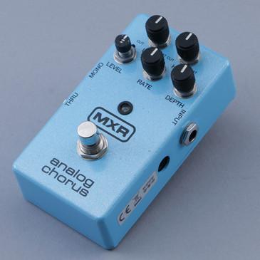 MXR M264 Analog Chorus Guitar Effects Pedal P-12639