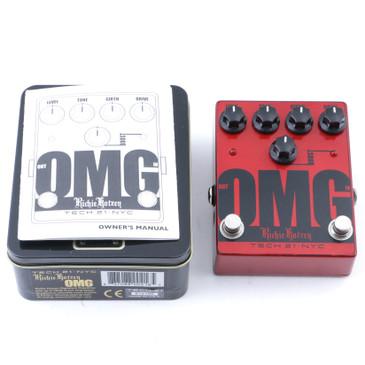 Tech 21 OMG Richie Kotzen Overdrive Guitar Effects Pedal P-12637