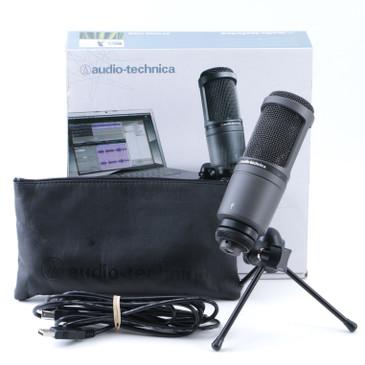 Audio Technica AT2020USB Condenser Cardioid Microphone MC-4897