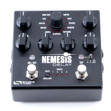 Source Audio Nemesis Delay Guitar Effects Pedal P-12661