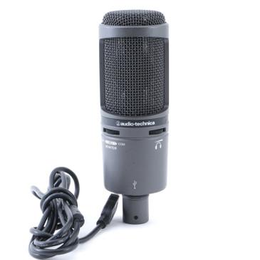 Audio Technica AT2020USB+ Condenser Cardioid Microphone MC-4899