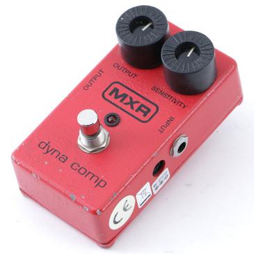MXR M102 Dyna Comp Compression Guitar Effects Pedal P-12662