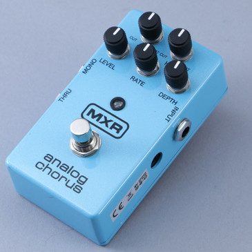 MXR M234 Analog Chorus Guitar Effects Pedal P-12701