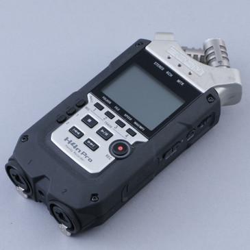 Zoom H4NPro Handy Recorder OS-9646