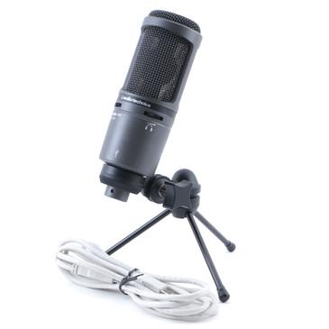 Audio Technica AT2020USB+ Condenser Cardioid Microphone MC-4916