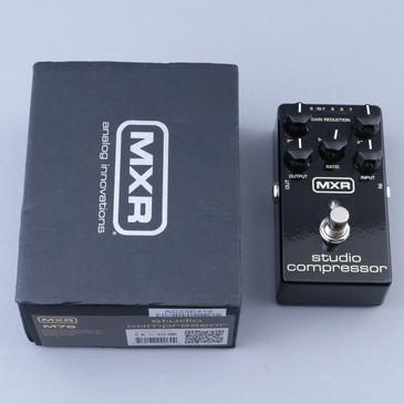 MXR M76 Studio Compressor Guitar Effects Pedal P-12755