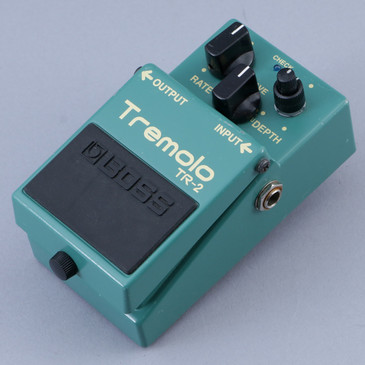 Keeley Boss TR-2 Tremolo Guitar Effects Pedal P-12778