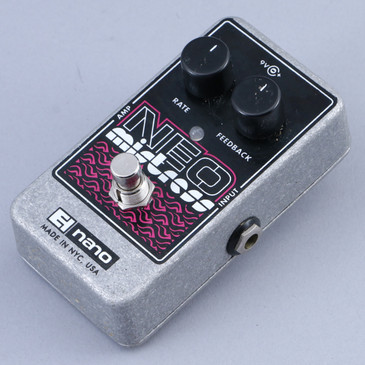 Electro-Harmonix Neo Mistress Flanger Guitar Effects Pedal P-12781