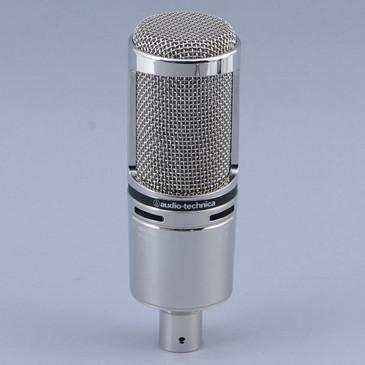 Audio-Technica AT2020USB+V Condenser Cardioid Microphone MC-4919