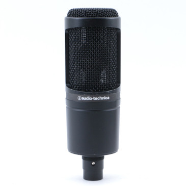 Audio-Technica AT2020 Condenser Cardioid Microphone MC-4925