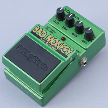 Digitech Bad Monkey Overdrive Guitar Effects Pedal P-12789