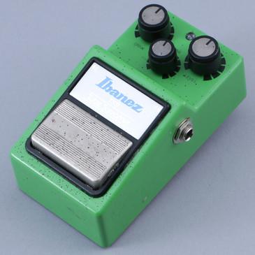 Ibanez TS9 Tube Screamer (JRC4558D) Overdrive Guitar Effects Pedal P-12800