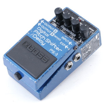 Boss PS-3 Pitch Shifter / Delay Guitar Effects Pedal P-12799