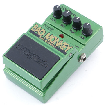 Digitech Bad Monkey Overdrive Guitar Effects Pedal P-12798