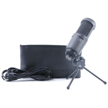 Audio Technica AT2020USB+ Condenser Cardioid Microphone MC-4931