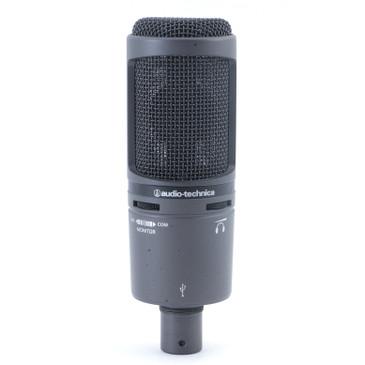 Audio Technica AT2020USB+ Condenser Cardioid Microphone MC-4930