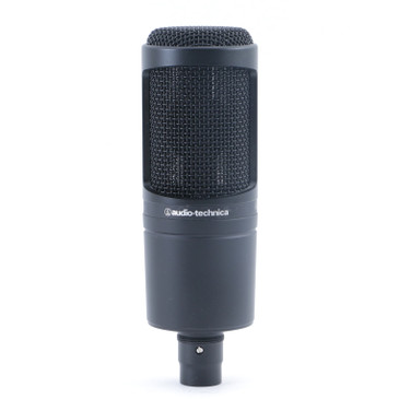 Audio-Technica AT2020XLR Condenser Cardioid Microphone MC-4928